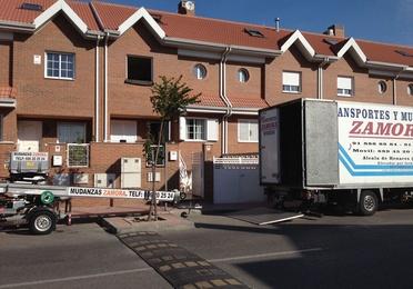 Mudanzas y Transportes urgentes 24 horas en Alcala