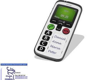 Teléfono Doro liberto® 820: Catálogo de Edensalus
