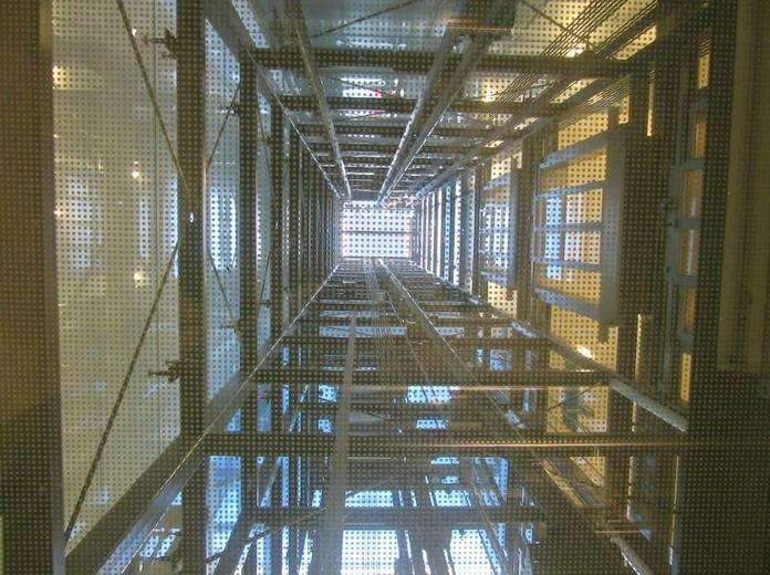 Estructuras Ascensores/Elevadores: Productos de Burdinsa Hierros