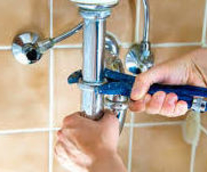 Trabajos de fontaneria