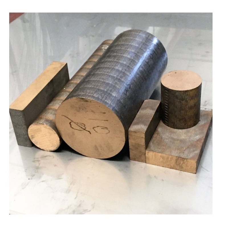 Bronce: Metales y aceros de Iturrino Suministros Industriales