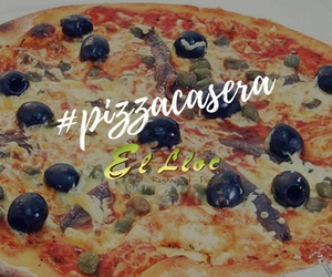 Pizzas artesanas en Oliva