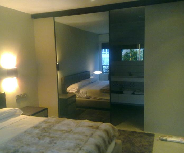 Dormitorio principal. Baño