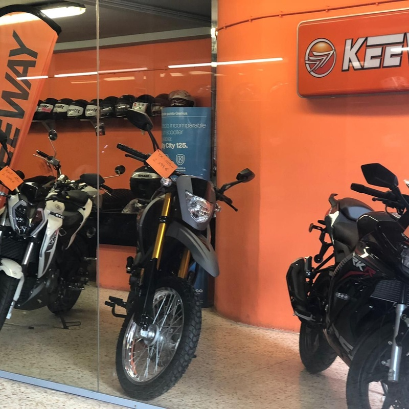 Keeway: Motos de Moto Sport Lleida