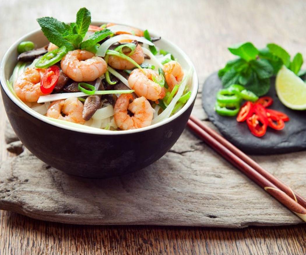 Ventajas de pedir comida oriental a domicilio