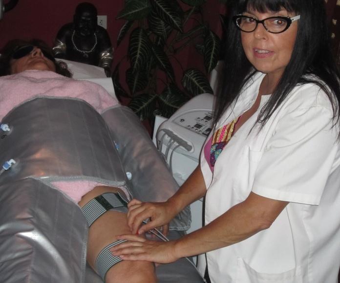 Tratamiento corporal:combo personalizado