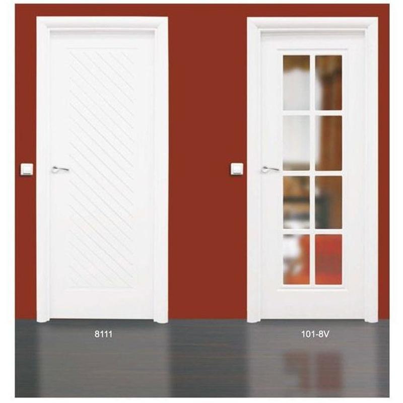 Modelo 8111 Puerta lacada de calidad estándar