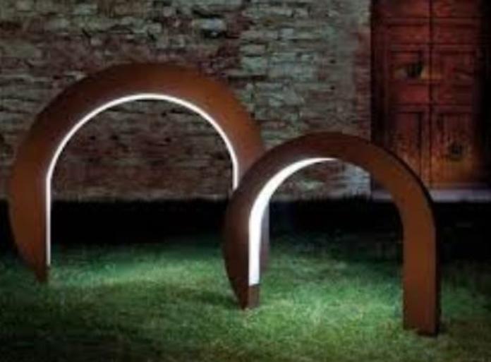 LAMPARAS DE JARDIN LED.