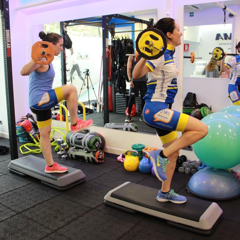 Circuito Full-Body Hiit: Servicios de Numa Fitness