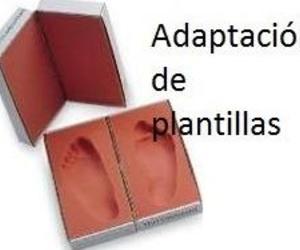 EXPLORACION BIOMECANICA YADAPTACION DE PLANTILLAS