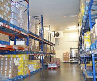 Naves para almacenaje de mercancías Sevilla