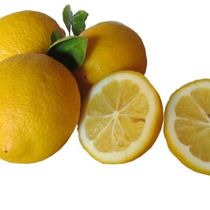 Diferentes usos del limón en la limpieza