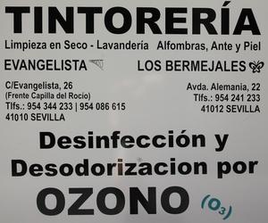 Limpieza en seco Sevilla