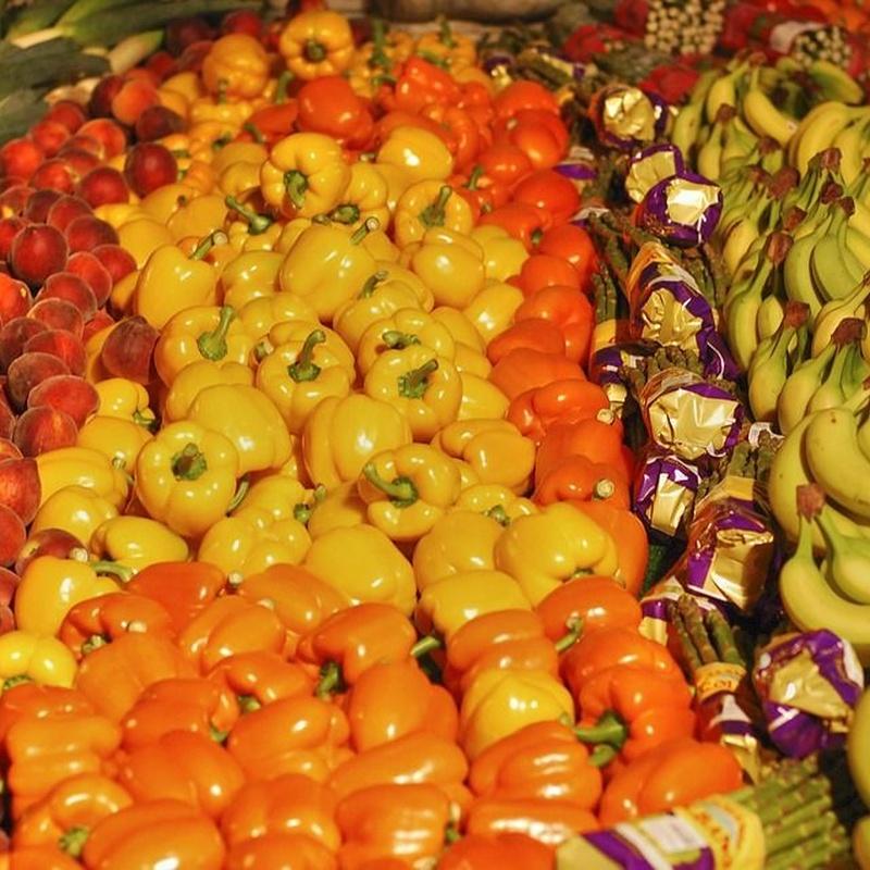 Frutas y hortalizas: Servicios de Agronatural