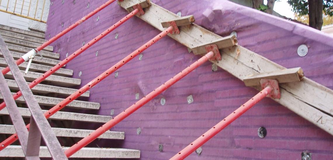 Trabajos verticales en Móstoles