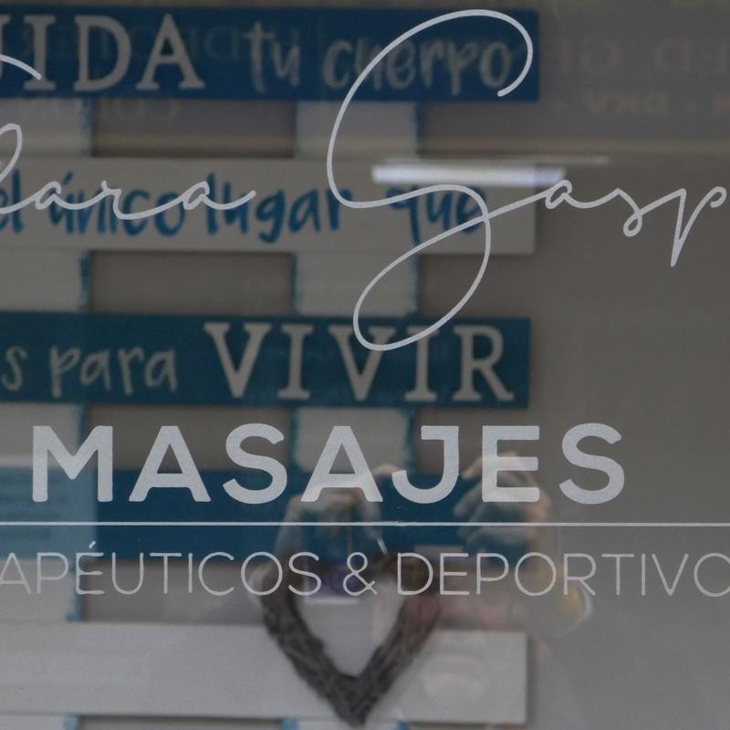 Clara masajes: Tiendas de Zoco Villalba