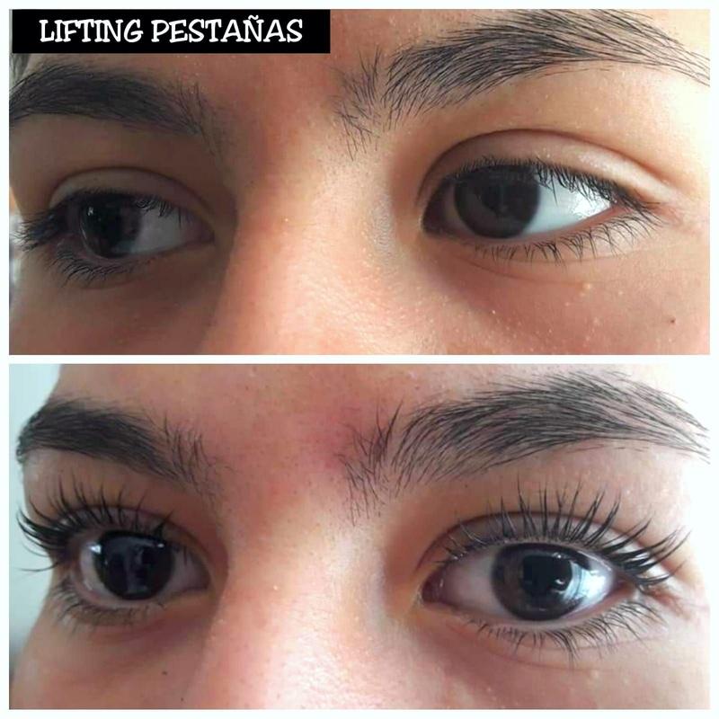 Lifting de pestañas: Tratamientos de Rosana Montiano - Salón de Belleza