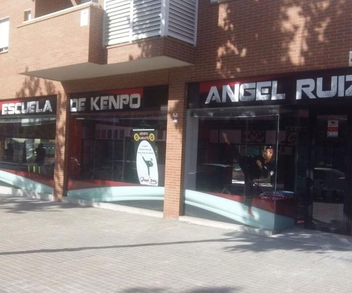 Nueva escuela de Kenpo Karate en las Rozas