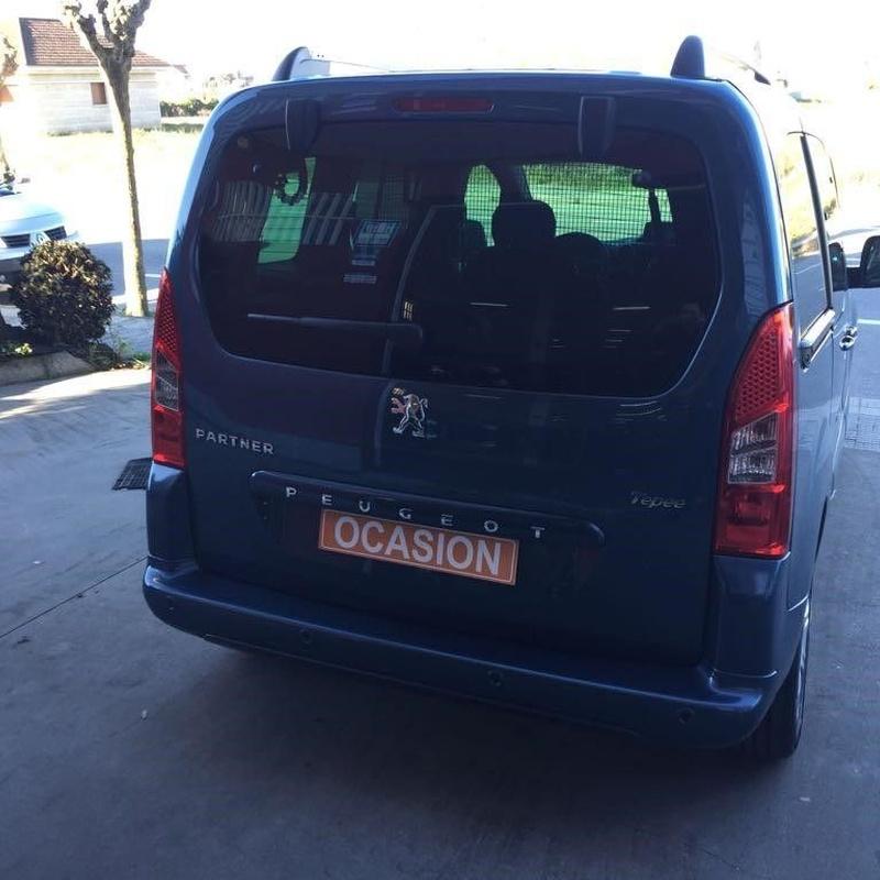 Peugeot Partner 1.6HDI 110CV:  de Ocasión A Lagoa