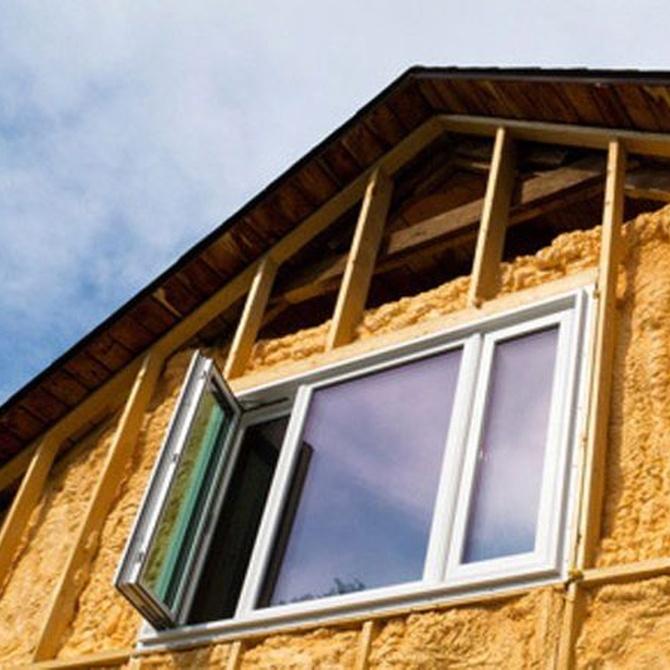 Beneficios del aislamiento de fachadas por el exterior