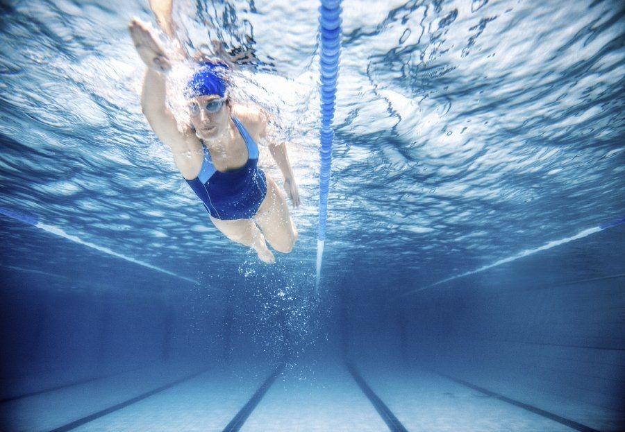 Ventajas de la natación todo el año
