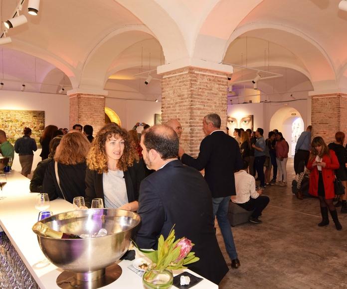 Espacio Villa del Arte | Alquiler de espacio para eventos en el gótico de Barcelona