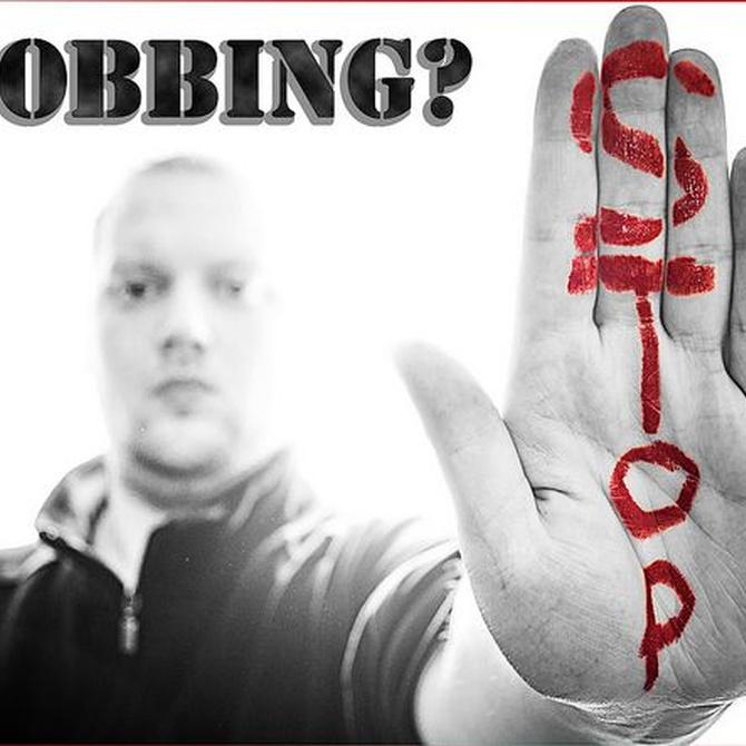 ¿Qué es el mobbing o el acoso laboral?