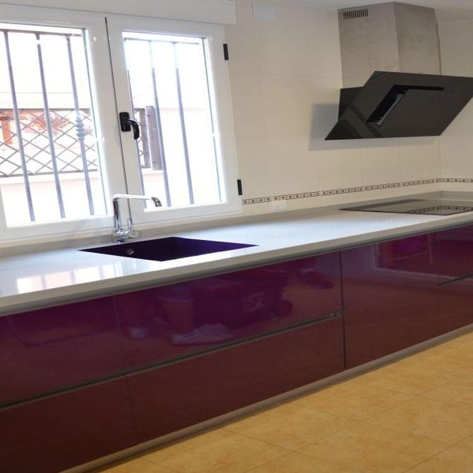 Funcionalidad y estética en los muebles de cocina