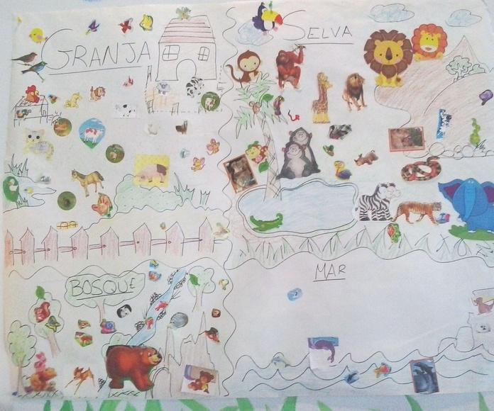 Mural de los animales