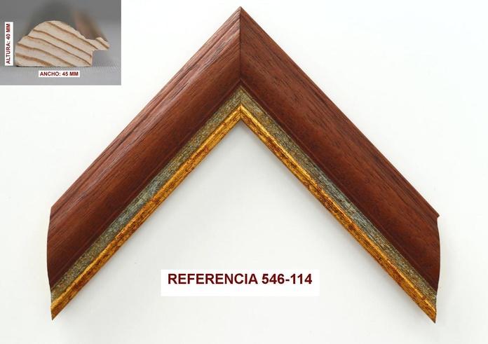 REFERENCIA 546-114: Muestrario de Moldusevilla