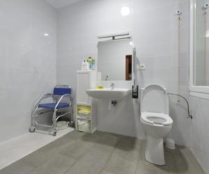 Residencia de mayores con instalaciones adaptadas a sus necesidades