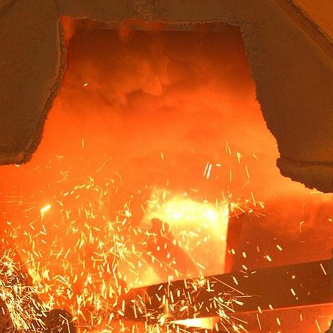 Los principales tratamientos térmicos de los metales