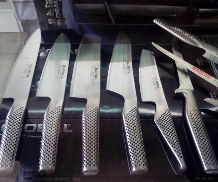 Venta de cuchillos en Figueres