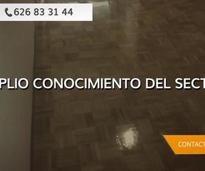 Parquets y revestimientos de suelo en Pamplona / Iruña | Iruña Parquets