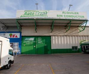 Auto Rent, alquiler de vehículos sin conductor en Valencia
