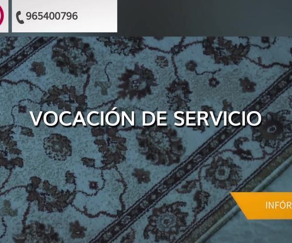 Fábrica de alfombras en Alicante: Alfombras Aranjuez