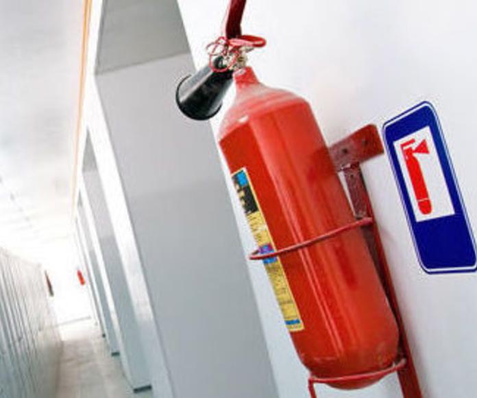 Proteccion pasiva: Productos y servicios de Ignífugos Técnicos Engofer