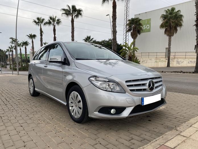 MERCEDES BENZ B200 CDI: COCHES DE OCASION de Automóviles Mediterráneo