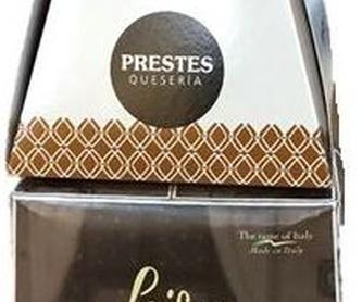 Queso ahumado charcutería/ Ahumada Queso curado ahumado: Productos de Manxares da Chaira, S.L.