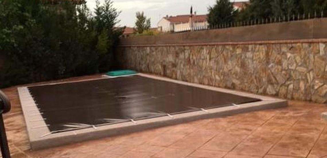 Construcción de piscinas de obra en Móstoles