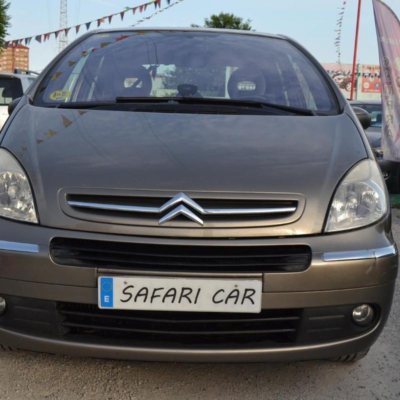 Citroen Xsara Picasso 1.6HDi Exclusive 07 92: Nuestros coches de Safari Car