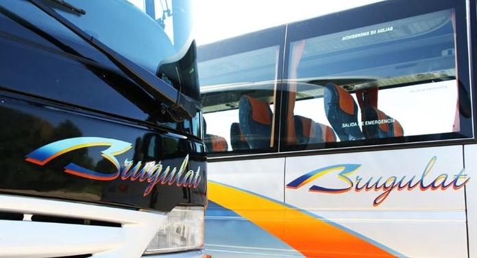 Nuestros servicios   : Prestaciones  de Autocars Brugulat