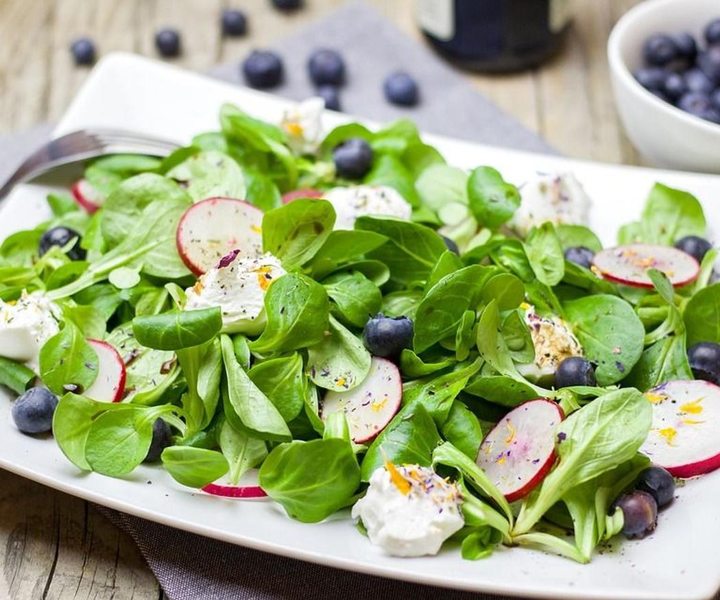 ¿Por qué consumir ensaladas en verano?