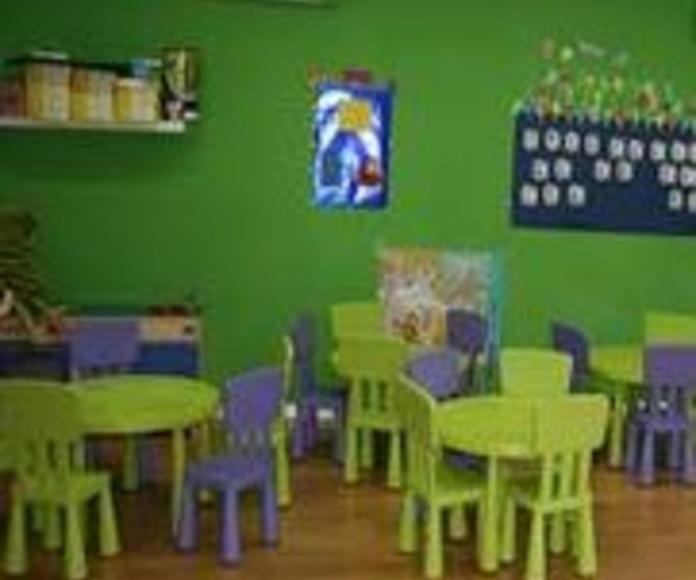 Escola bressol a Castelldefels