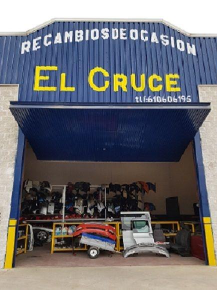 Venta a particulares, profesionales y talleres: Productos de Recambios de Ocasión El Cruce