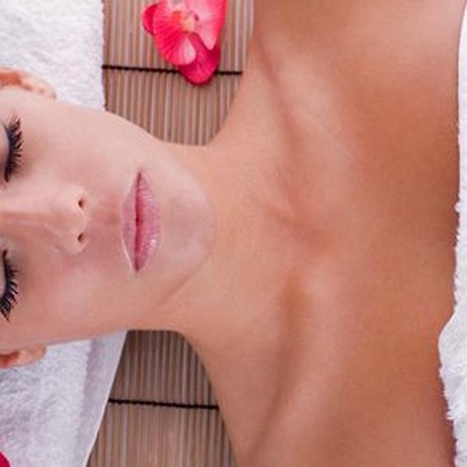 ¿Qué es un masaje metamórfico?