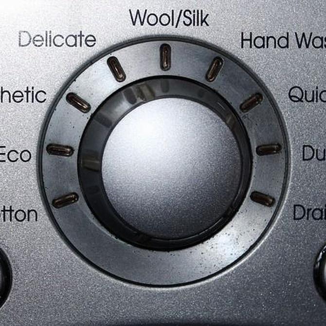 Cómo cuidar la lavadora de forma sencilla