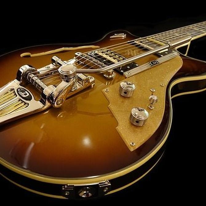 Qué guitarra elegir para iniciarte en el instrumento