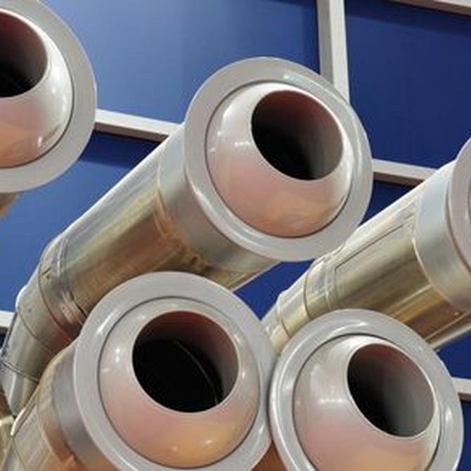 Ventajas del aire acondicionado por conductos de ventilación