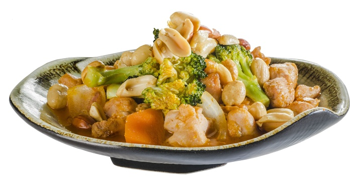 Pollo Kongpao picante  5,80€: Carta de Restaurante Sowu